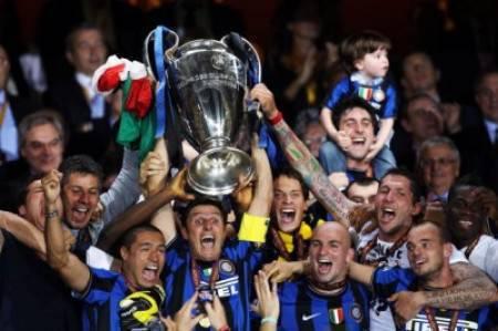 Zanetti alza la Champions