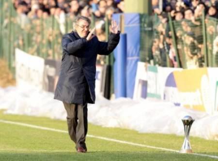 Moratti ad Appiano Gentile - Getty Images
