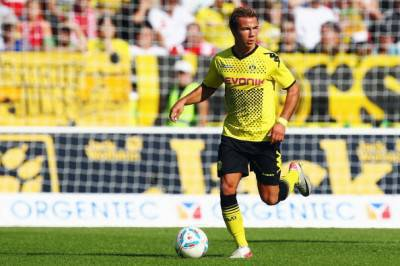 Mario Goetze - Getty Images