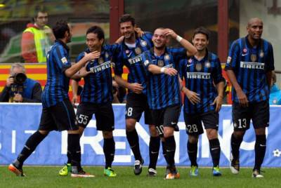 I giocatori dell'Inter - Getty Images