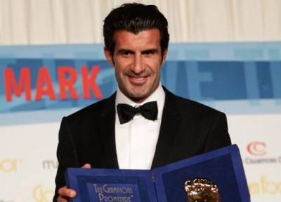 Figo, all'Inter dal 2005 al 2009