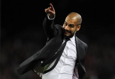 Josep Guardiola - Getty Images