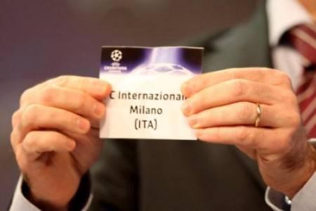 L'Inter attende il sorteggio europeo