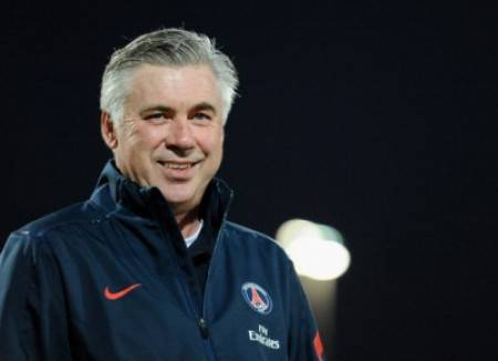 Ancelotti - Getty Images