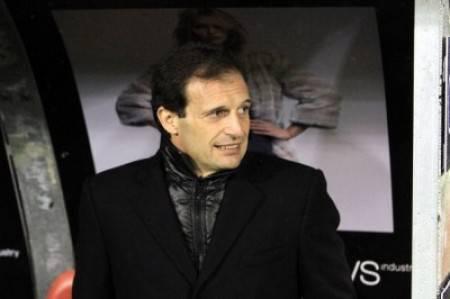 Massimiliano  Allegri - Getty Images