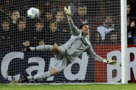 Julio Cesar - Getty Images