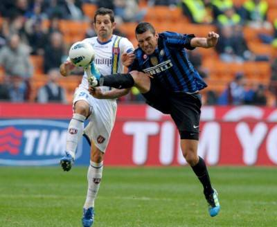 All'andata vinse l'Inter - Getty Images