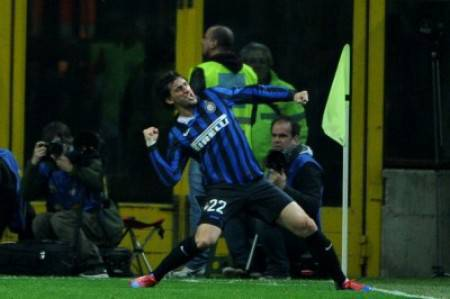 Diego Milito - Getty Images