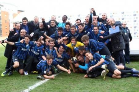 L'Inter Primavera in festa - Getty Images