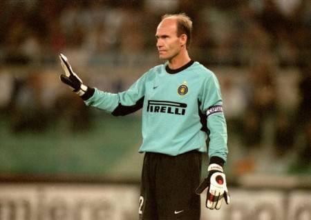 Marco Ballotta ai tempi dell'Inter - Getty Images