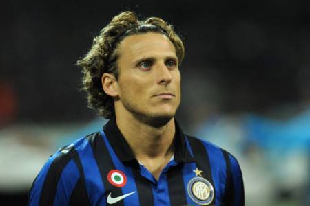 Forlan ai tempi dell'Inter - Getty Images