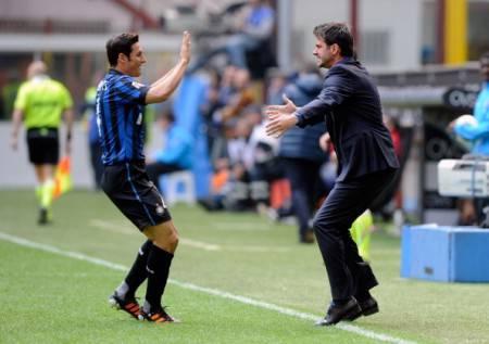 Zanetti e Stramaccioni - Getty Images
