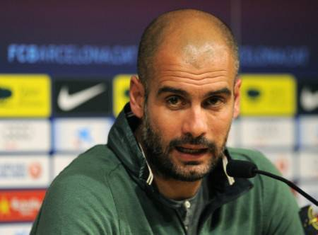 Pep Guardiola - Getty Images