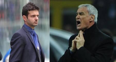 Stramaccioni e Ranieri - Getty Images