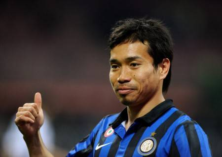 Yuto Nagatomo (Getty Images)
