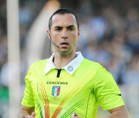 Sampdoria-Inter affidata a Guida
