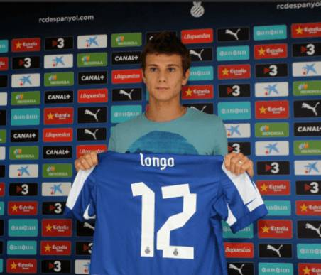 Samuele Longo (Fonte 'rcdespanyol.com')