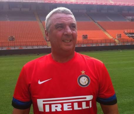 Inter, Beccalossi (Foto Twitter)