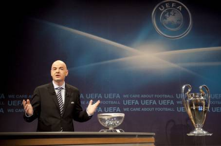 Gianni Infantino - Getty Images