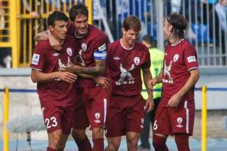 I giocatori del Rubin Kazan (Getty Images)