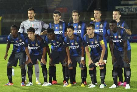 La Primavera dell'Inter (Getty Images)