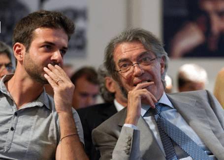 Stramaccioni e Moratti (Inter.it)