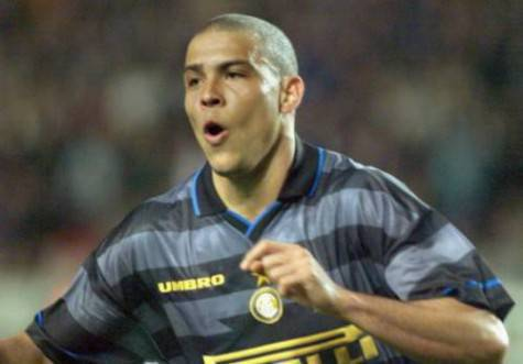 Ronaldo ai tempi dell'Inter (Getty Images