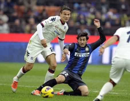 Inter-Cagliari 2-2 - Getty Images