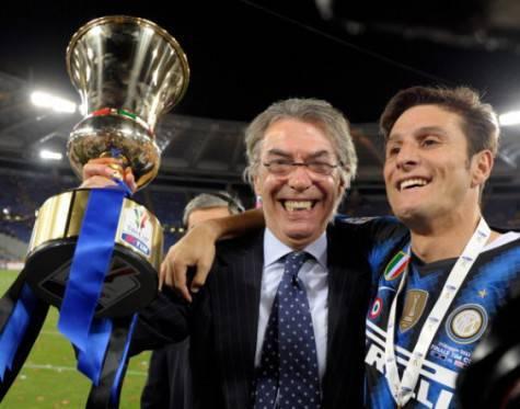 Moratti e Zanetti