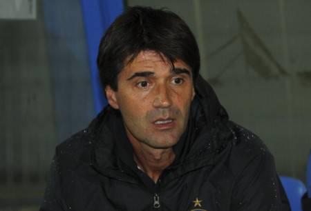 Daniele Bernazzani, tecnico dell'Inter Primavera (Getty Images)