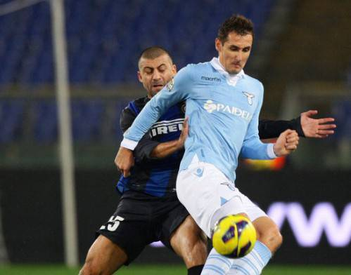 Lazio-Inter - Getty Images