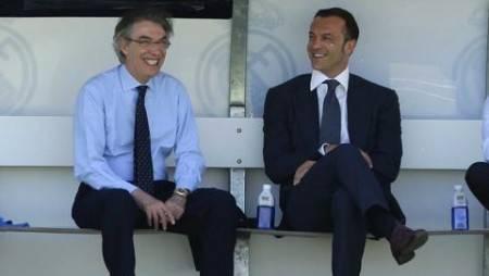 Branca e Moratti (Getty Images)