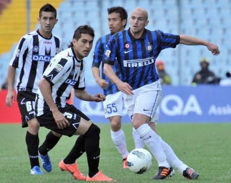 Pereyra e Cambiasso - Getty Images