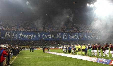 Curva Nord - Getty Images