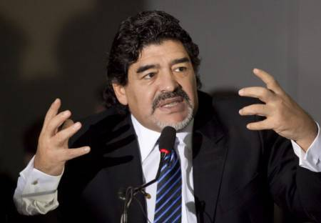 Diego Armando Maradona (Getty Images)