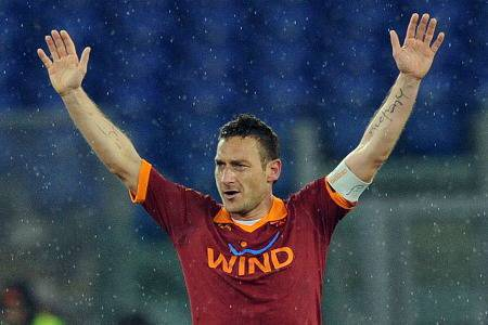 Francesco Totti - Getty Images