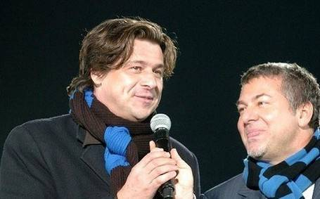 Nicola Berti con Roberto Scarpini ('Inter.it')