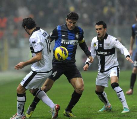 Inter-Parma - Getty Images