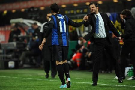 Ricardo Alvarez e Andrea Stramaccioni (Getty Images)