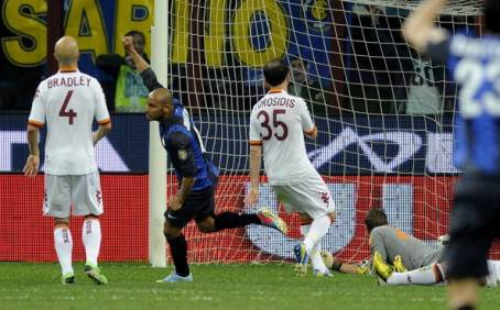 Il gol di Jonathan - Getty Images