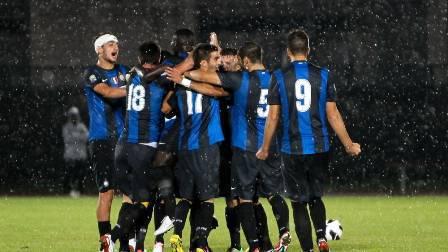 I giocatori dell'Inter Primavera (Inter.it)