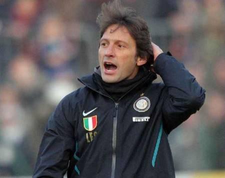 Leonardo ai tempi dell'Inter