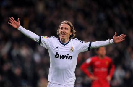 Luka Modric (Getty Images)
