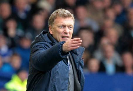 Il nuovo manager dello United,  Moyes - Getty Images