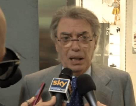 Massimo Moratti (foto Interlive.it)