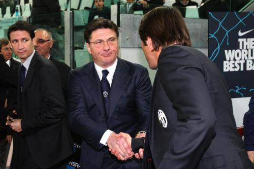 Mazzarri e Conte (Getty Images)