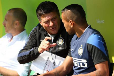 Mazzarri e Pereira (Inter.it)