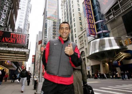 Djorkaeff quando era ai N.Y. Red Bulls (Getty Images)