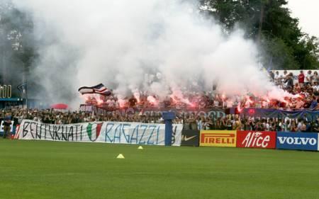La Pinetina e i tifosi dell'Inter