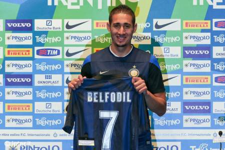 Ishak Belfodil (Inter.it)